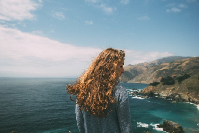 Four ways to naturally thicken your hair