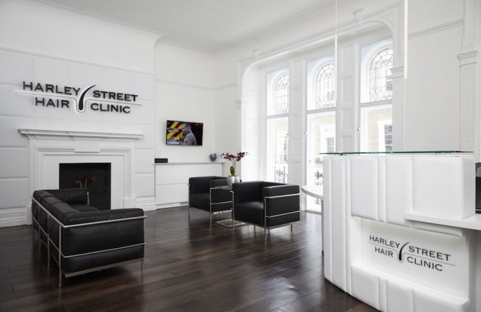 Our new London Hair Clinic