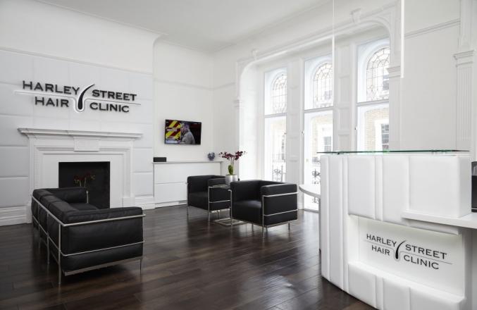 The Harley Street Hair Clinic Journey