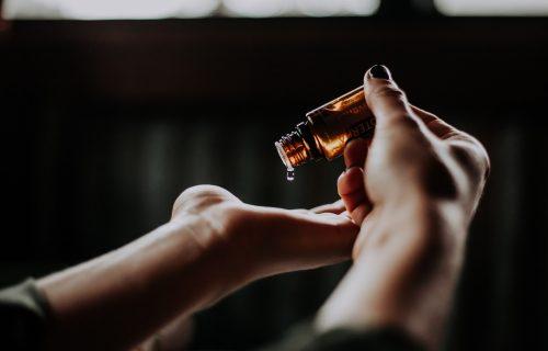 Natural Hair Remedies: Rosemary Oil